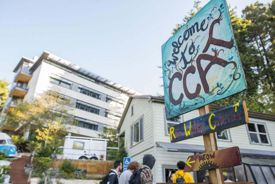 Image of the CCAT Sign