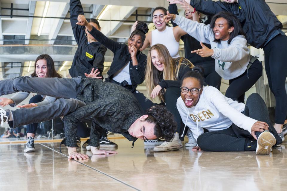 Image of Demolishion Dance Team